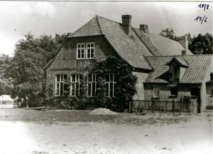 Als die Alte Schule noch Dorfschule war